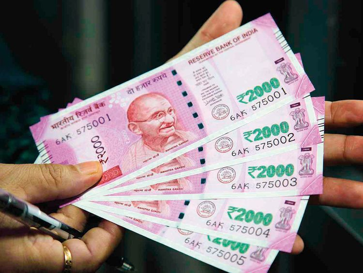 Indian rupee rebounds to 72.20 against US dollar in opening trade    Business – Gulf News