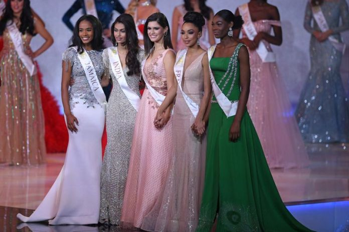 Miss Jamaica, Toni-Ann Singh. wins 2019 Miss World pageant (photos)