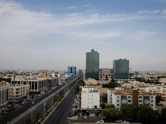 Jeddah skyline Saudi Arabia