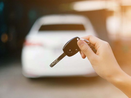 how to transfer car ownership during COVID-19
