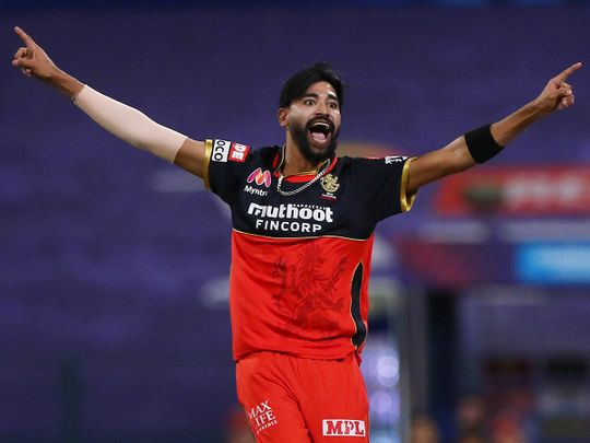 Tour of Australia: Mohammed Siraj wanted to stay back with squad, says BCCI    Icc – Gulf News