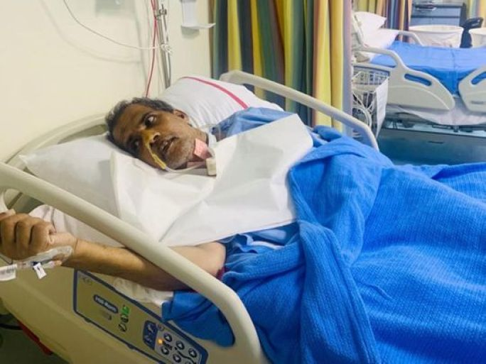 Keralite, who suffered stroke at Dubai airport, flies home on stretcher amid COVID-19 | Uae – Gulf News