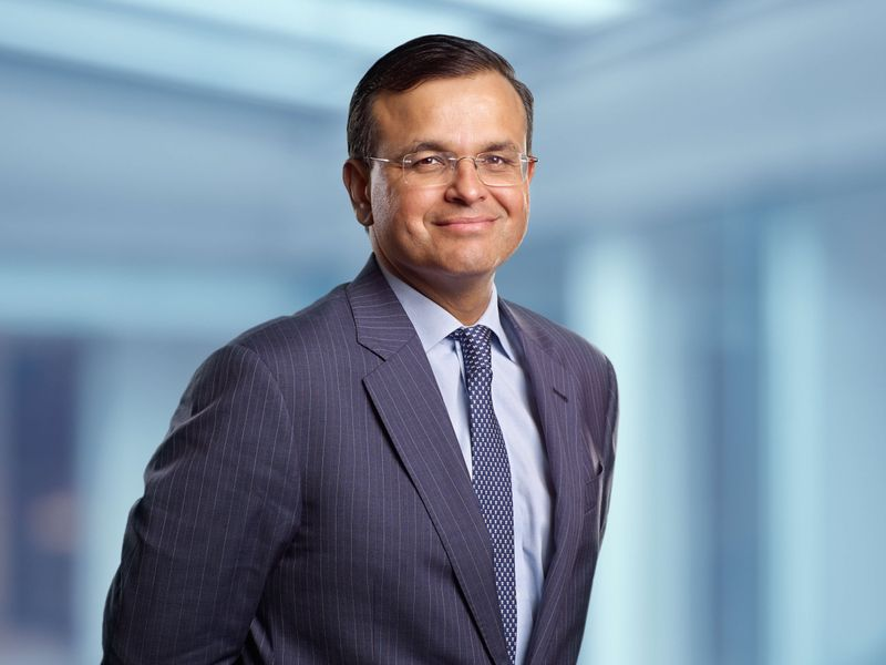 Sunil Kaushal, CEO of Standard Chartered Africa and Middle East