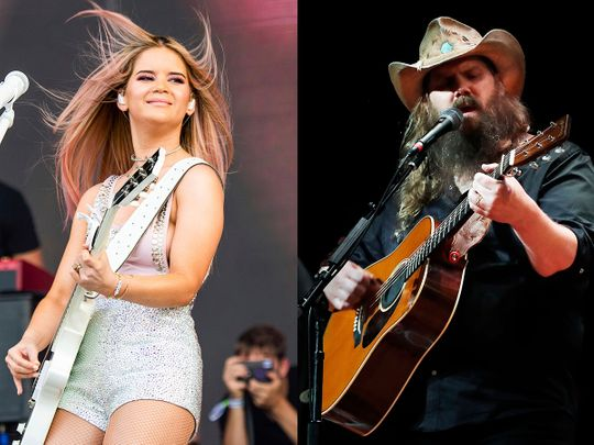 Maren Morris, Chris Stapleton will lead the ACM Awards nomination