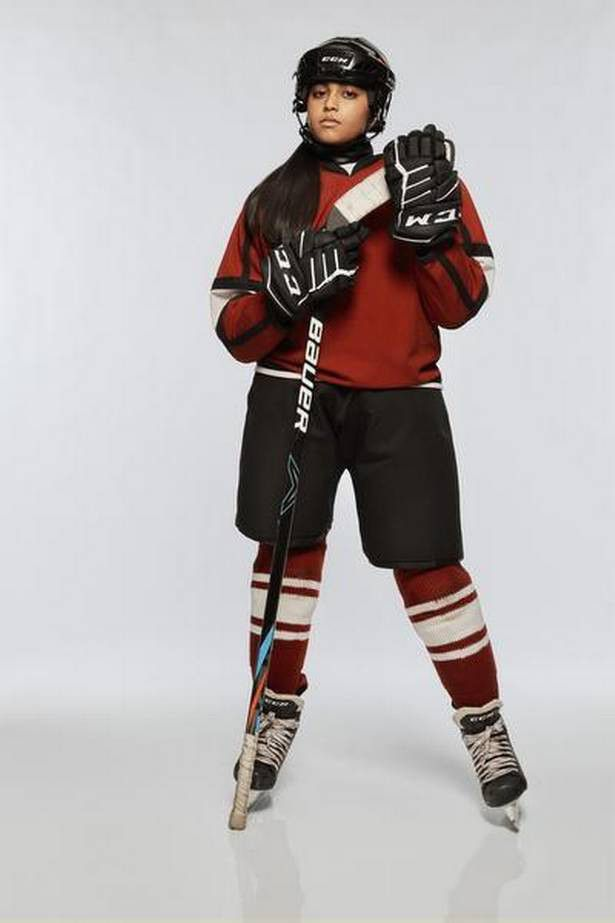 Sway Bhatia in The Mighty Ducks-1617697999418