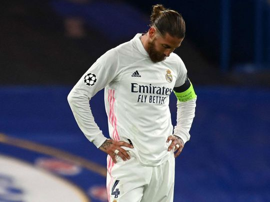 After Champions League failure, has Sergio Ramos played last game for Real Madrid?