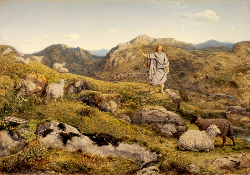 Image result for WILLIAM DYCE CHRIST