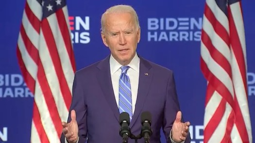 Joe Biden Declared Winner of Presidential Election 2