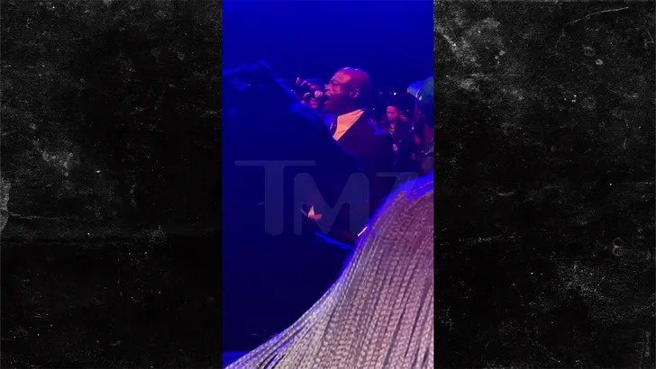 , Jay-Z Performs 'Watch The Throne' Track at 'Harder They Fall' Screening, Nzuchi Times National News
