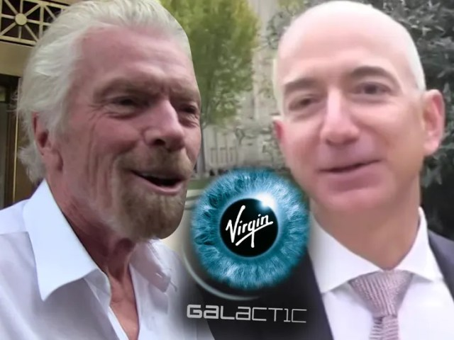Virgin Galactic flying to space before Jeff Bezos