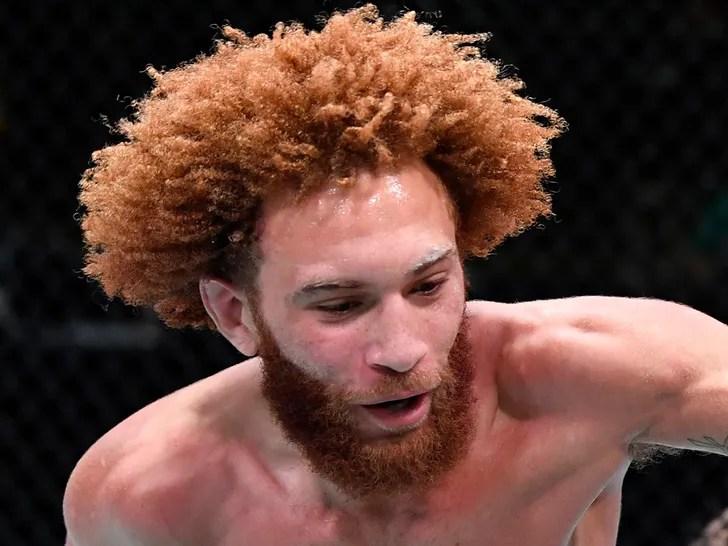 , UFC Cuts Luis Pena Following Domestic Violence Arrest, Nzuchi Times National News