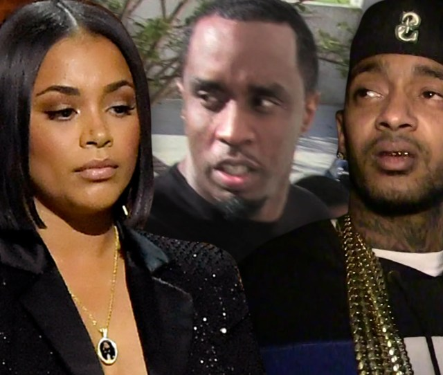 Lauren London Not Dating Diddy Proclaims Love For Nipsey