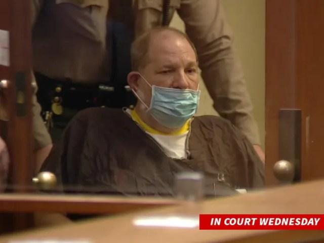 harvey weinstien in court