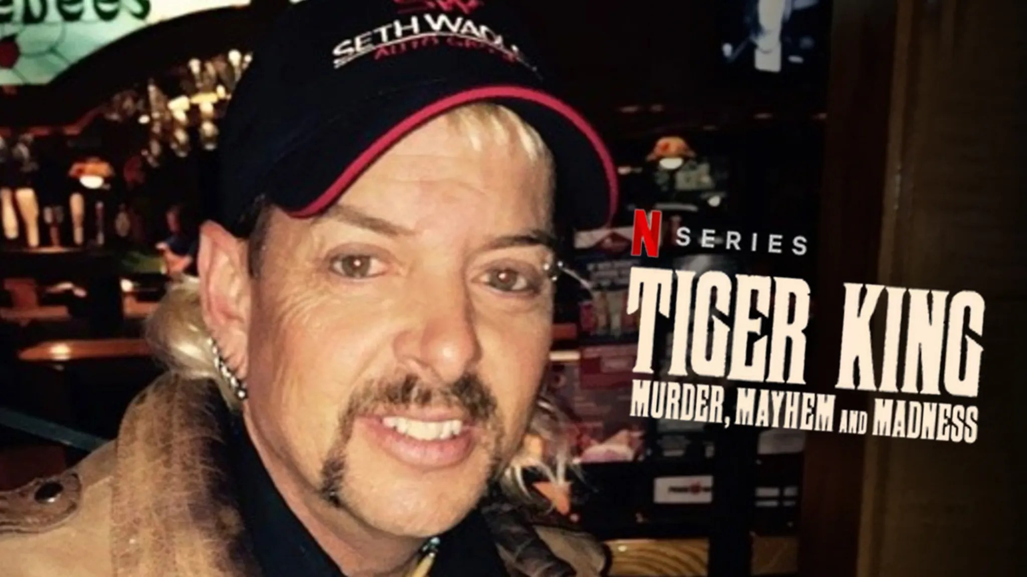 Joe Exotic Reveling in 'Tiger King' Fame, But Currently in Quarantine