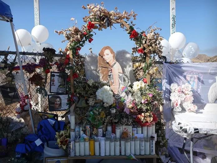 Naya Rivera Fans Hold Vigil at Lake Piru Where She Died