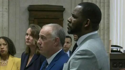 R. Kelly Says Jury Might Not Like LGBT, Wants McDonald's Evidence Nixed 3
