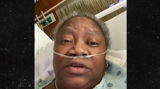 Dr.  Susan Moore claims she was mistreated at the hospital because she was black, before dying of COVID