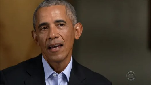 Obama's '60 Minutes' Interview Touches on Trump, Racism & Michelle 2
