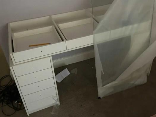 Trent Richardson -- The Furniture Damage