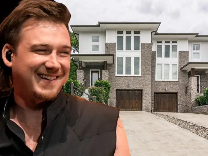 morgan wallen new house