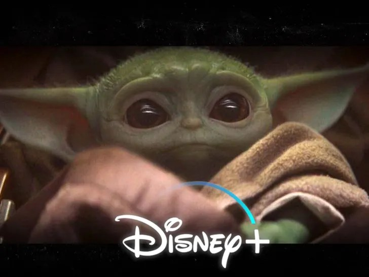 Image result for baby yoda disney+