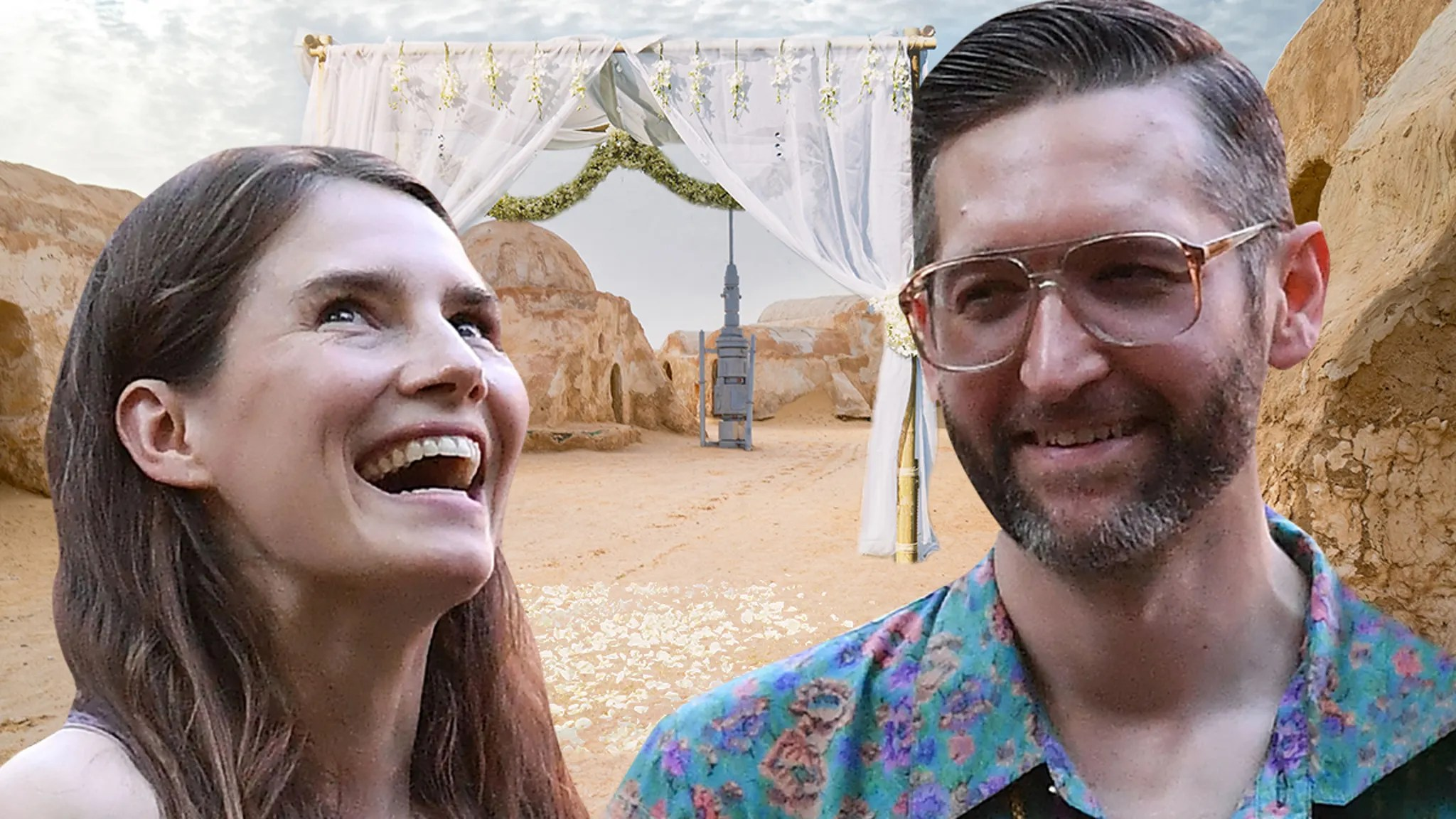 Amanda Knox's Space-Themed Wedding Going Down This Weekend