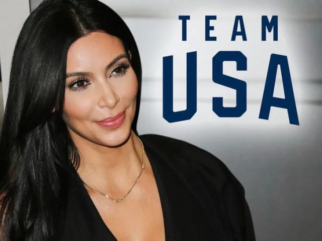 kim kardashian usa logo
