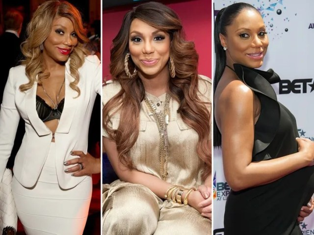 Tamar Braxton -- Through The Years
