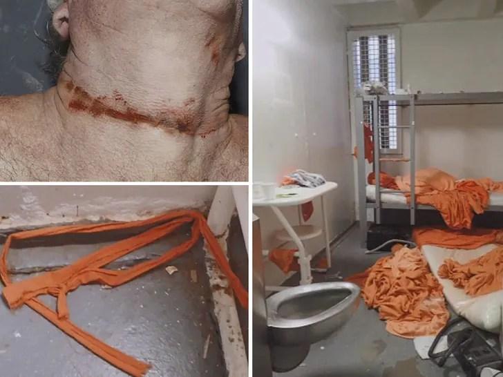 Inside Jeffrey Epstein's Cell