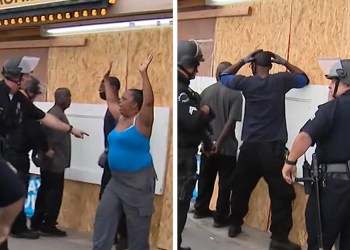 Good Samaritans Cuffed and Detained for Protecting Local Store