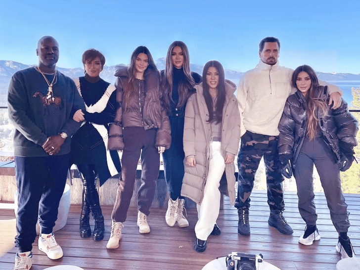 Kardashian Family Photos