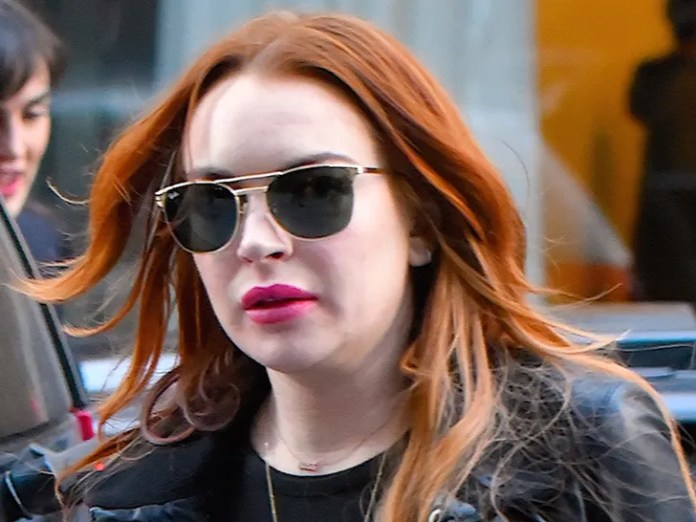 Lindsay Lohan Sued by HarperCollins for Breaking $365k Book Deal
