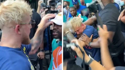 Floyd Mayweather Could Make $100 Mil for Logan Paul Fight, Says Jake Paul 'Probably' Next 3