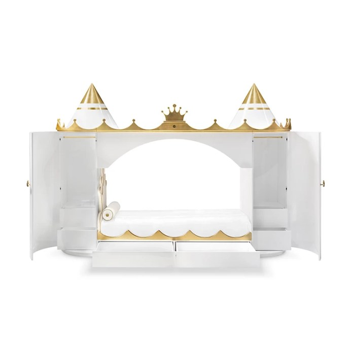 Kings And Queens Castle Bed 01