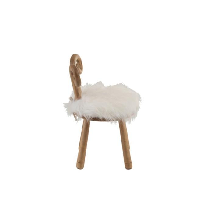 schaap stoeltje