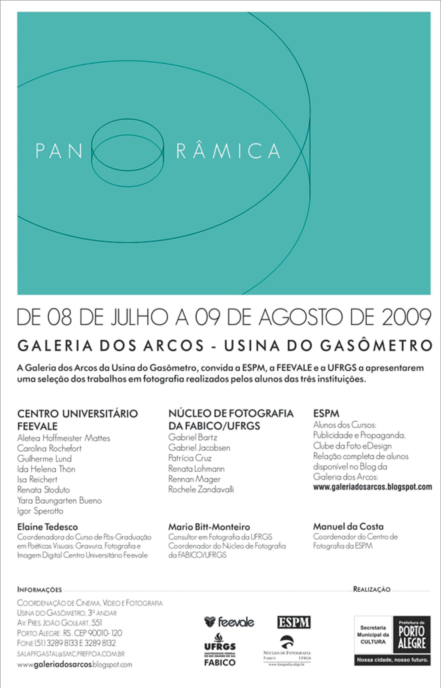 Convite Panorâmica