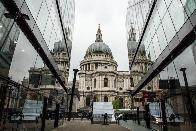 St Paul's Cathedral - City of London