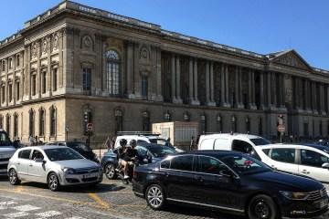 Uber em Paris