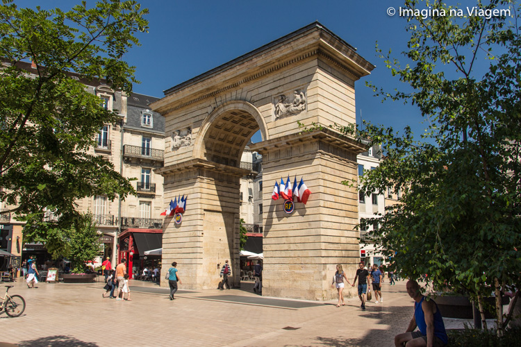 Dijon © Imagina na Viagem