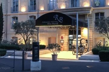 Grand Hôtel Roi René - Aix-en-Provence © Imagina na Viagem
