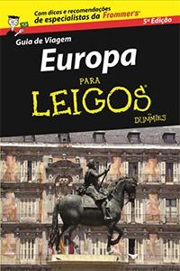 Livros de Viagem - Europa Para Leigos / Alta Book