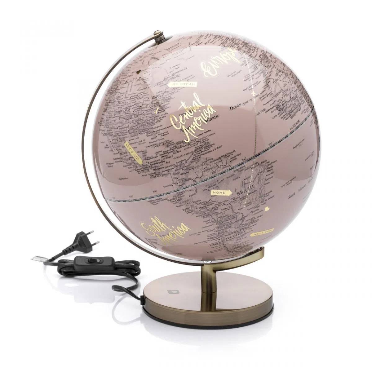 Resultado de imagem para imaginarium globo rosa