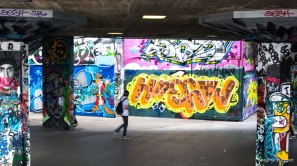 South bank graffiti #01