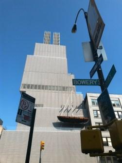 Bowery - New Museum