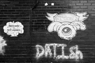 Lower East Side graffiti #02
