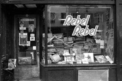 West Village - Rebel Rebel #01