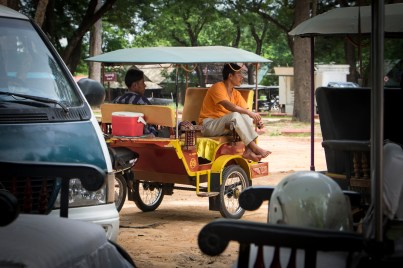Taking a break #01 Angkor
