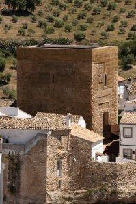 686-20-visedo-manzanares-fernando-restauracion-de-la-torre-del-homenaje-en-setenil-de-las-bodegas-cadiz-setenil-de-las-bodegas-cadiz