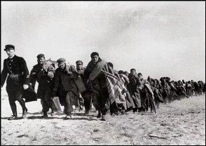 Cuando nosotros éramos los refugiados. Foto: ROBERT CAPPA.