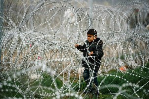 La Unión Europea da un portazo a los refugiados.